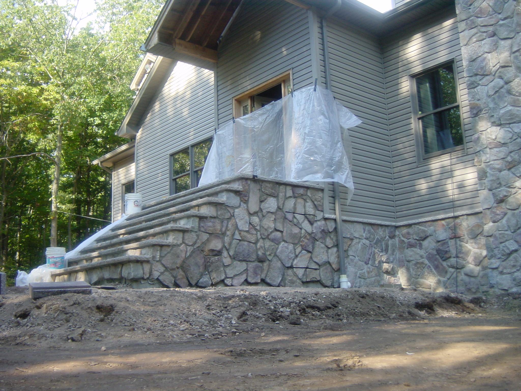 Ganz Masonry Stone Work